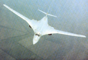 Tu-160 (Bear H) Strategic Bomber